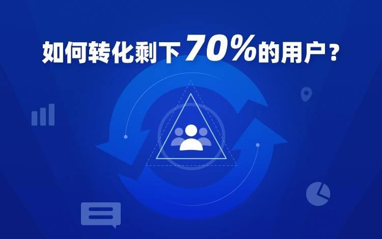 APP超级用户占比不足30%,如何转化剩下70%的用户?