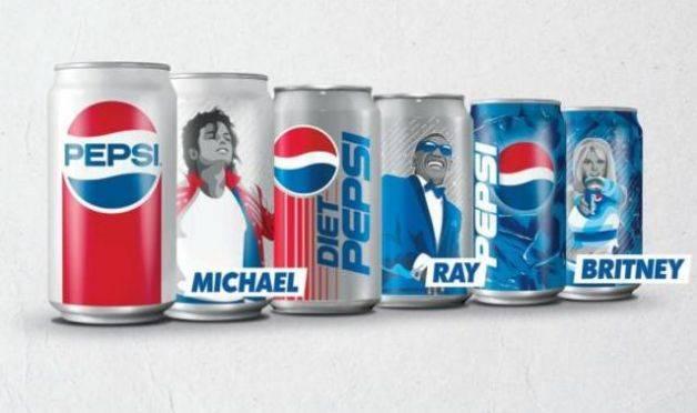 值得学习1898~2019百事可乐广告简史  品牌推广  第17张