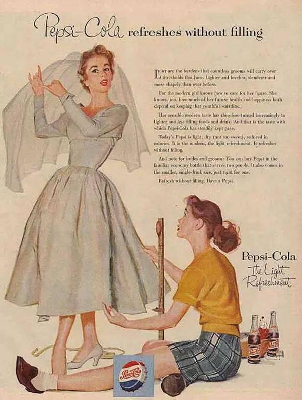 值得学习1898~2019百事可乐广告简史  品牌推广  第6张