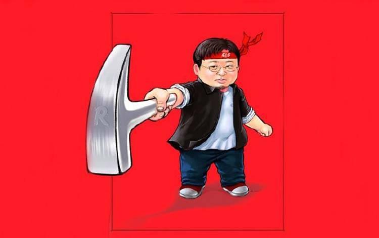 罗永浩:为了证明锤子很牛逼,我用了这10个套路
