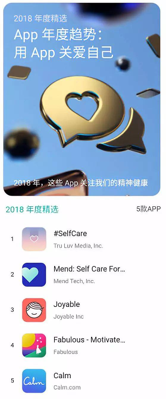 苹果公布 2018 年度精选,竞技游戏成年度趋势  APP推广  第5张