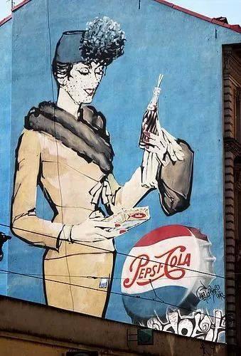 值得学习1898~2019百事可乐广告简史  品牌推广  第3张