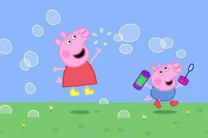 史上最全「小猪佩奇」品牌logo、表情包合集