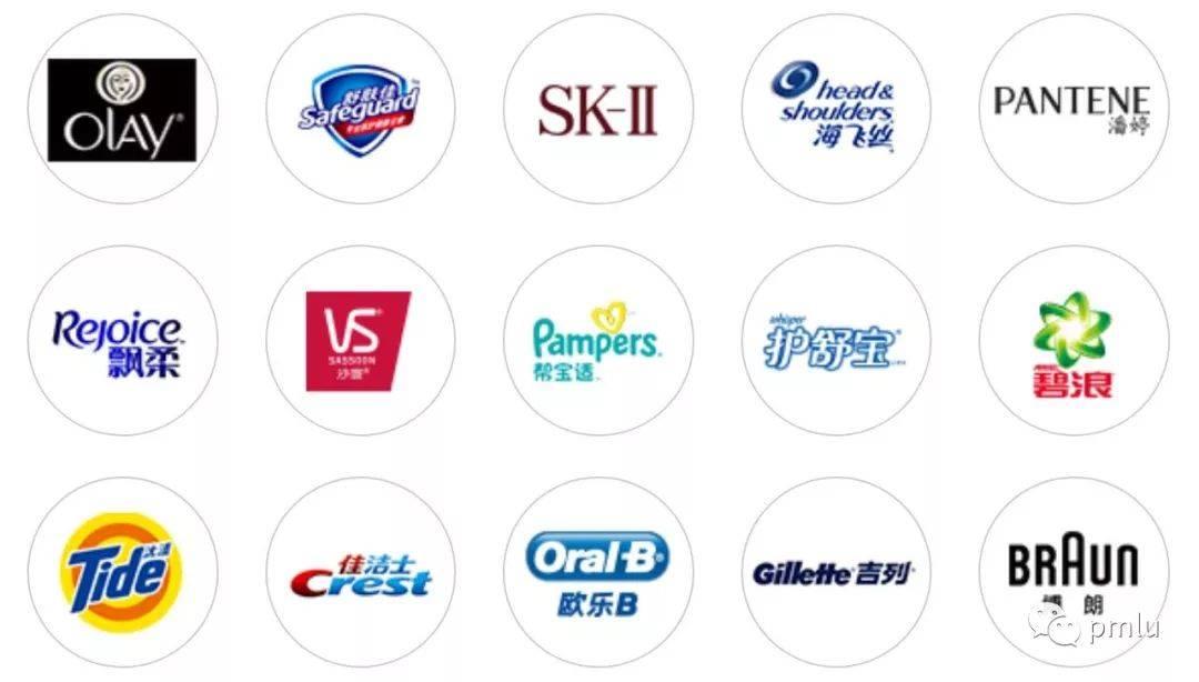 多品牌战略:宝洁为何有那么多的品牌?