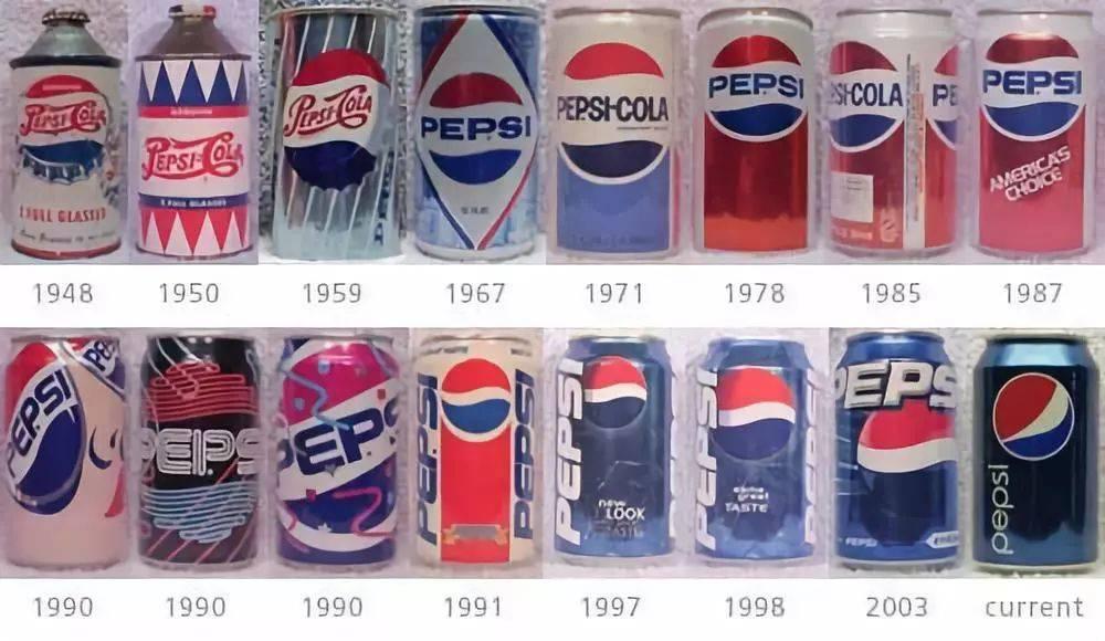 值得学习1898~2019百事可乐广告简史  品牌推广  第5张