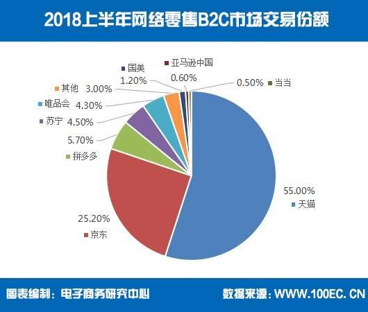2018年(上)中国网络零售市场数据监测报告  移动互联  第2张