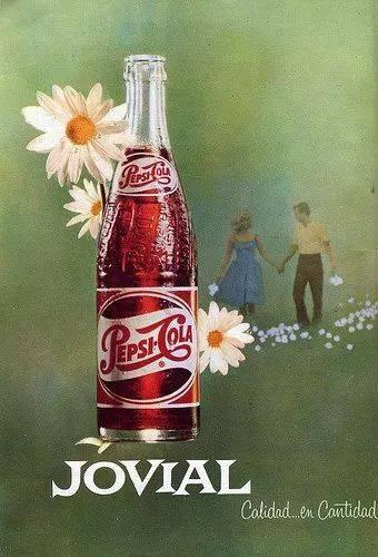 值得学习1898~2019百事可乐广告简史  品牌推广  第4张
